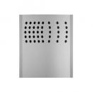 PL10PED - Profilo Türsprechmodul - ohne Klingeltasten